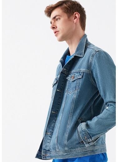 Mavi Drake Vintage Comfort Jean Ceket İndigo